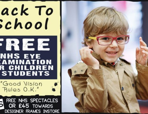 Free Children's Eye Exams